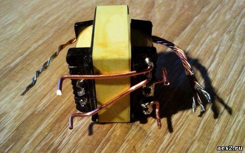 Транзистор n p n, p n p