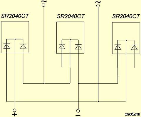 Зарядка на основе электронного