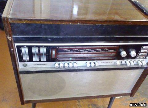Радиола ''Мелодия-102''