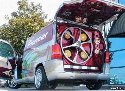 Автомобильная акустика и