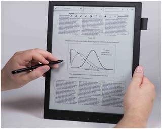 планшет Digital Paper