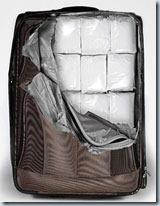 чемодан с порошком