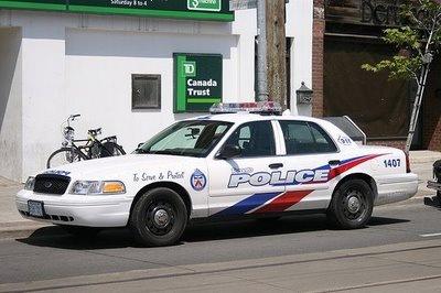 полицейские машины сша
