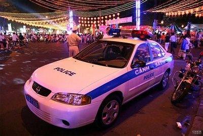 фото полицейских машин
