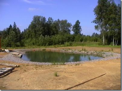 участок под разведение рыбы