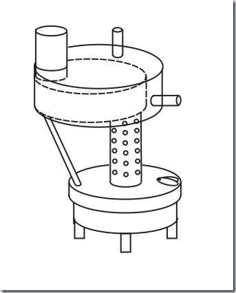 печь для нагрева воды
