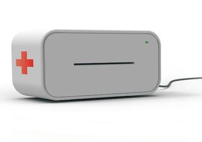 медицинский 3D принтер
