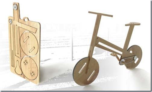 конструктор велосипед
