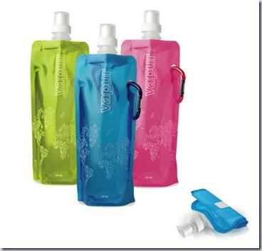 Складная многоразовая бутылка