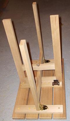 стол собран