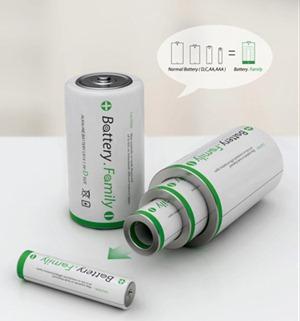 батарейки матрешки
