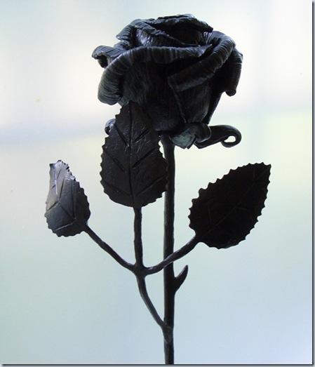 в итоге вот такая красивая роза