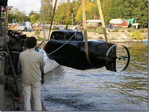 вид лодки