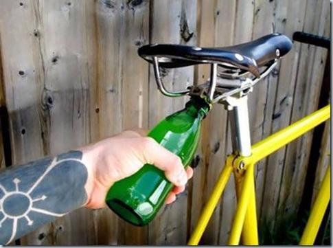 открывание бутылок