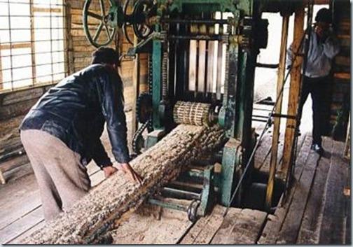 оборудование для лесопилки 2