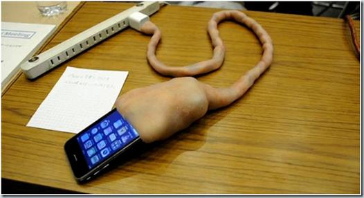 Оригинальное зарядное для iPhone