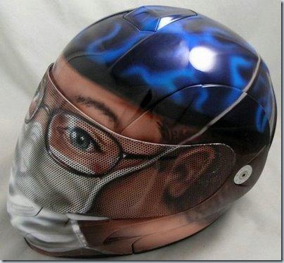 Оригинальный шлем