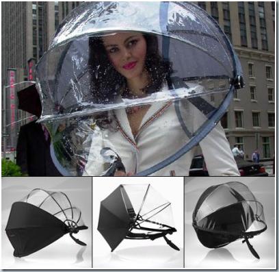 новый зонтик