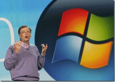 Microsoft  и Билл