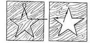 чертежи выреза из фанеры