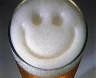 прекрасное пиво