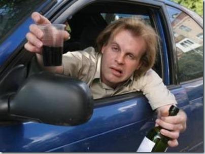 нельзя садиться пьяным за руль