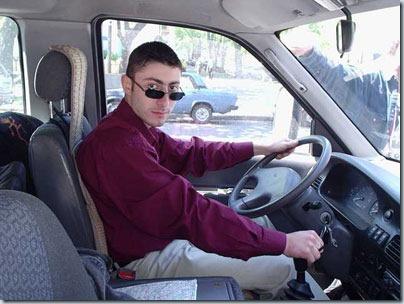 водитель по найму