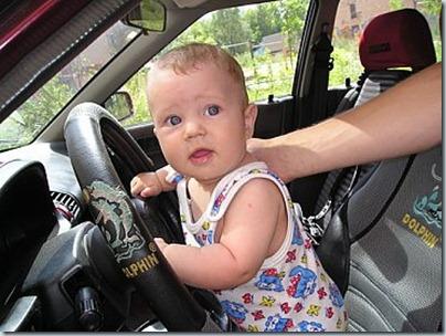 водить может и она, главное, чтобы были права