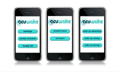 Acuwake – о таком будильнике вы могли только мечтать