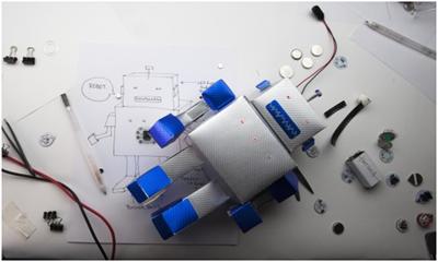 Circuit Scribe – ручка, смешивающая искусство с электроникой