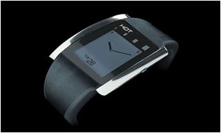 Часы HOT Watch превратят вашу ладонь в телефон