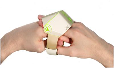 «Hand Tree» - личный очиститель воздуха