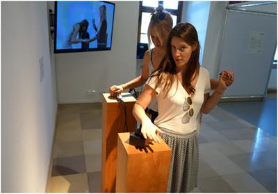 Ishin-Den-Shin - устройство передающее ваши слова через палец