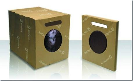 эко коробка и биотуалет