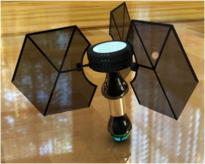 Моющий прибор Mab – будто рой пчел чистит вашу квартиру