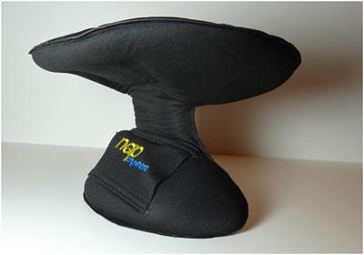 NapAnywhere – подушка, на которой можно спать стоя