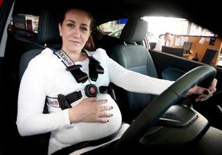 PiXie - ремень безопасности для беременных