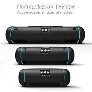 Retractable Printer