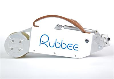Rubbee превращает любой велосипед в электрический