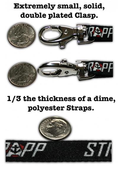 Бумажник Strapp Wallet