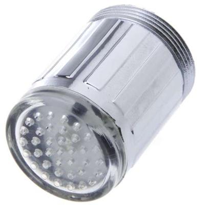 The LED Faucet Light – насадка на кран, меняющая цвет воды