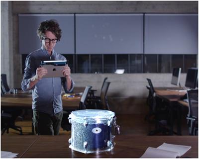 The Structure Sensor – закрепите его на Ipad, чтобы превратить его в 3D сканнер