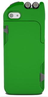 TurtleCell – чехол для iPhone со встроенными наушниками