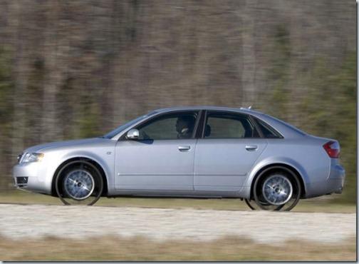 Tweel на Audi