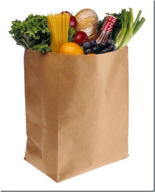 пакет для хранения продуктов