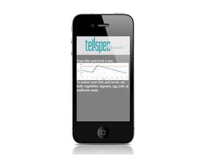 Ручной сканер TellSpec