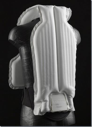 жилетка для мотоциклистов - вид сзади