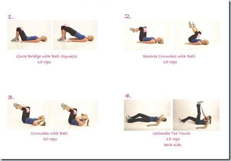 фитнес дома упражнения