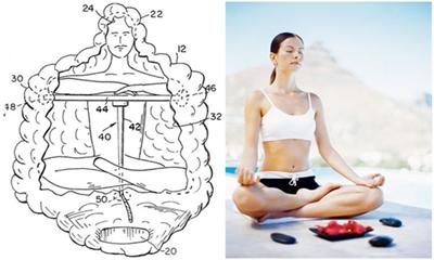 Спальный мешок для тех, кто любит медитировать ночи напролет