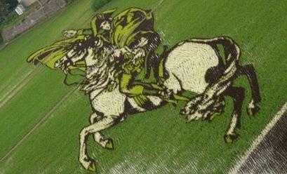 земледелие и искусство